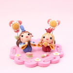 初節句の女の子!2月生まれの祝い方や雛人形はいつ買う?
