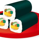 恵方巻きの2016年はかっぱ寿司!値段や予約方法について