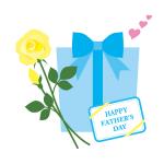 父の日に花を贈ってみよう!メッセージカードは手作りで決まり!
