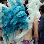 工藤めぐみ(サンバダンサー)リオ五輪開会式に!身長、年齢や大学について