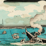 歌川国芳 スカイツリーはガセ?浮世絵の正体の謎と真相について