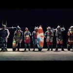 日清 カップヌードル CM(動画)「 7サムライ」甲冑姿の侍は誰?