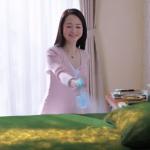 ファブリーズCM 松田聖子が遠藤憲一と夫婦役!【画像】