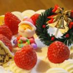 クリスマスケーキ2017通販人気ランキング!早割・送料無料アリ!