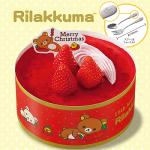 ローソンクリスマスケーキ2018!リラックマ&キャラクターケーキ紹介!