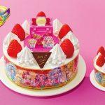 セブンイレブンクリスマスケーキ2018!キャラクターケーキと予約方法