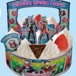 ファミリーマートクリスマスケーキ2018!ビルド・プリキュアキャラクターケーキ