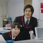 郵便局CM俳優の窪田正孝をイジる女性局員は女優の平岩紙!