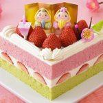 ひな祭りケーキコージーコーナー2019!限定予約特典も!
