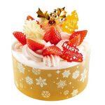 ファミマのクリスマスケーキ2019メニュー!香取慎吾のデザインケーキ登場!