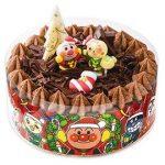 不二家クリスマスケーキ2019!キャラクターのアンパンマンが大人気!