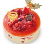 シャトレーゼクリスマスケーキ2019!【アイスケーキ】