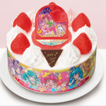 ローソンクリスマスケーキ2019!【キャラクターケーキ】