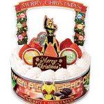 クリスマスケーキ2019!コンビニのキャラクターケーキが楽しすぎる♪