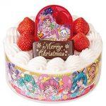 不二家クリスマスケーキ2019!キャラクターのプリキュアが大人気!