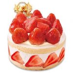 不二家クリスマスケーキ2020!予約特典の皿が可愛い!メニュー紹介